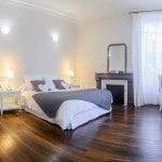 chambre d'hôtes à Troyes - Chambre fil de lin