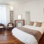 Chambre d'hôtes à Troyes - Chambre fil de coton