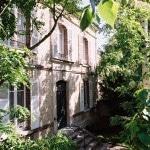Extérieur maison au fil de Troyes chambre d'hôtes dans l'Aube