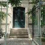 Porte d'entrée d'au fil de troyes - chambre d'hôtes Troyes en Champagne ardenne